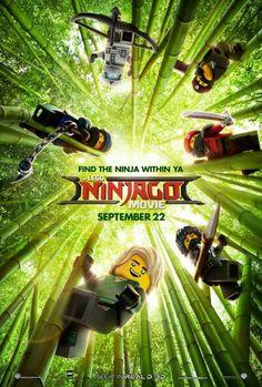 The Ninjago Movie September 22-- The Ninja within ya, haha