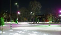 Nordvestparken - Urban lighting iGuzzini