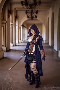 Coolest Comic-Con Cosplay: The First 24 Hours | Assassin's Creed: Unity
