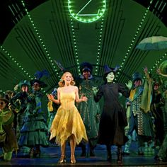 See Wicked on Broadway
