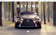 BEYOND BY LEXUS Magazine www.lexus-int.com/magazine/