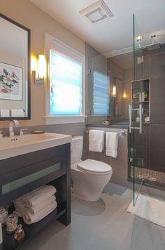 Guest Bath | Falls Church, Virginia | Ballard Mensua Architecture