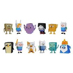 Adventure Time Figural Tin Mystery Minis Random 4-Pack