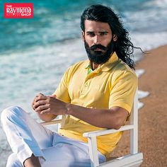 Better mornings are when the sun shines bright & the sea is just by your side!   Experience tranquillity with The Raymond Seconds Shop - Paldi :)  #Menswear #SummerWear #Tranquility #Surreal #FineFabrics #TheCompleteMan #RaymondStore #Ahmedabad