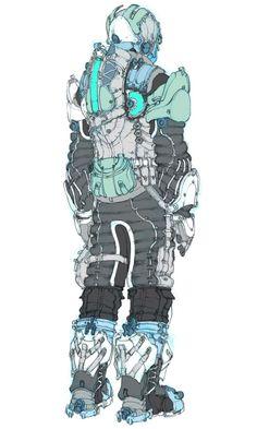 Spacesuit Concept -