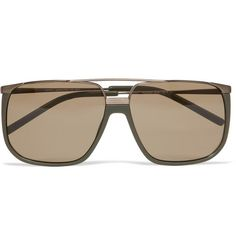 Yves Saint LaurentAviator Sunglasses