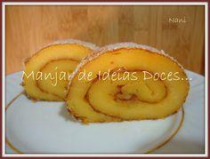 torta de laranja- OMG I need this right now!
