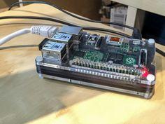 Raspberry Pi 2 running OpenHAB