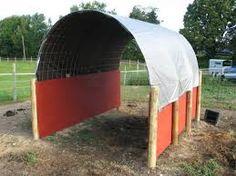 Image result for hoop house shelter