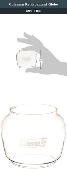 Coleman Replacement Globe. Give your lantern a new lease on life when you use a Coleman Replacement Globe. This clear glass globe is the same quality as the original and fits Coleman fueled lantern model 5132.