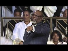 """""""Let it Go"""" Bishop T. D. Jakes (Powerful Sermon) - YouTube"""