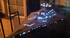 World's Most Detailed Star Wars Avenger Star Destroyer Model #starwars
