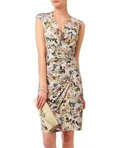 wedding guest | Multi Bettina Blossom Dress | Phase Eight