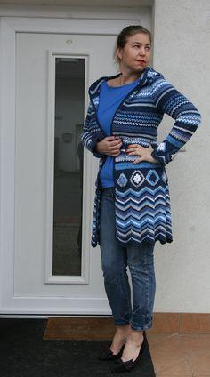 Ravelry: Cardi Nordic by Fashion Martina
