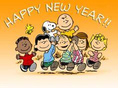 Hero Quotes, Smile Quotes, Funny Quotes, Happy New Year Quotes, Quotes About New Year, Snoopy New Year, Smile Thoughts, Snoopy Cartoon, Funny New Year