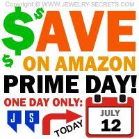 ►► SAVE BIG ON AMAZON PRIME DAY! ►► Jewelry Secrets