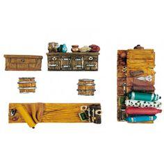 Medieval Shop Accessories