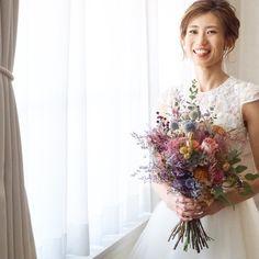 いいね!137件、コメント1件 ― TRUNK BY SHOTO GALLERYさん(@trunkbyshotogallery)のInstagramアカウント: 「#TRUNKBYSHOTOGALLERY #結婚式 #結婚式準備 #結婚式場 #ブーケ #ウェディングブーケ #カラーブーケ #ドライフラワー #ドライブーケ #ドライフラワーブーケ…」