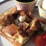 French Toast Breakfast Bake:  Make Mom Breakfast in Bed!