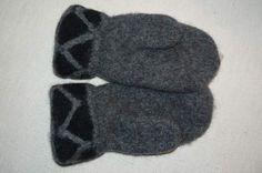Flere tova votter! | bertasblogg Mittens, Hue, Gloves, Beanie, Wool, Knitting, Pattern, Baby, Fashion