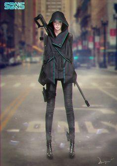 fuckyeahcyber-punk:  SBNS_02 by HuiYen Chen