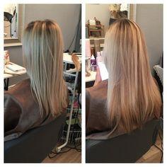 A dús hajkorona mesterségesen is kialakítható, úgy, hogy közben a hatás természetes marad! Hőillesztéses hajhosszabbítással!  http://www.homebeautybar.hu/hajhosszabbitas/
