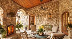 Gallery | Custom Homes Austin, Dripping Springs, Driftwood | Dearth Design Custom Fireplace, Fireplace Design, Fireplace Ideas, Outdoor Rooms, Outdoor Living, Outdoor Decor, Outdoor Kitchens, Outdoor Ideas, Custom Home Builders