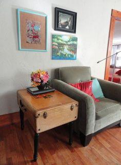 http://www.tickledmummyclub.com.au/sage-frugal-tips/home-dcor/diy-dcor-tips-10-diy-vintage-suitcase-side-table-decorating-ideas
