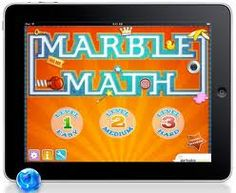 Math iPad apps for Kindergarten and early childhood