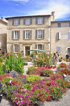 Fete de la Fleur ~ Velleron, Vaucluse, Provence, France by Patrick LeThorois
