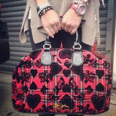.@Betsey Johnson | epic bag!!!!!!!!!!!