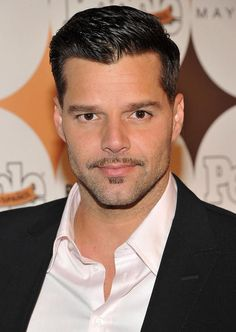Out and Proud Celebrities : Ricky Martin