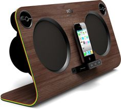 Get Up Stand Up speaker dock from House of Marley