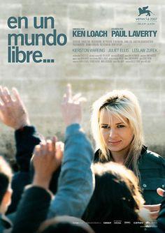 En un mundo libre (2007) Gran Bretaña. Dir: Ken Loach. Drama. Cine social. Migración - DVD CINE 1364