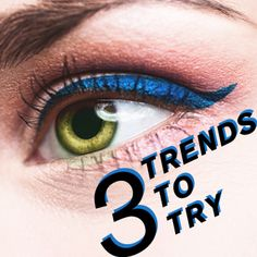 Make-up trends straight from the runways that you've got to try this Summer!