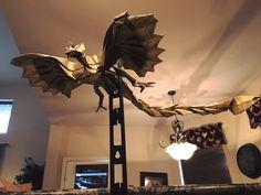 Origami Phoenix by Satoshi Kamiya