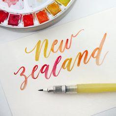 10+ Hand Lettering Tutorials   www.bydawnnicole.com