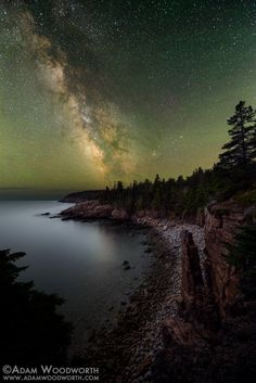"""Behind The Shot: """"Monument Cove"""" By Adam Woodworth—Acadia National Park, Maine - Outdoor Photographer"""
