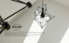 black lightbulbs