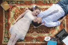 Sessão de fotos pré casamento idealizado pelos noivos