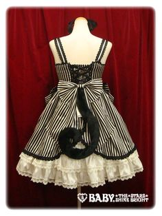 Rin-chan's Black Cat JSK Set