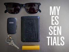 my essentials
