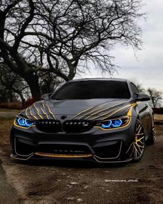 Bmw by Cars Luxury Sports Cars, Top Luxury Cars, Cool Sports Cars, Sport Cars, Cool Cars, Bmw M4, Ford Gt, Carros Bmw, Bmw Wallpapers