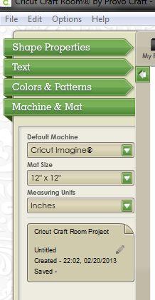 Fantabulous Cricut Challenge Blog: Cricut Craft Room: Filling Imagine Images