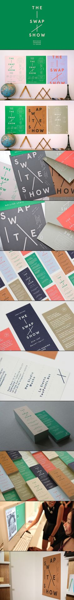 The Space Program by Foreign Policy , via Behance