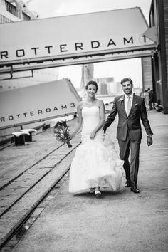 Trouwen op de mooiste plekjes in Rotterdam | ThePerfectWedding.nl