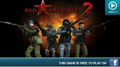 Red Crucible 2 - Play On Facebook - Gameplay Trailer