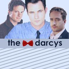 The darcys <3