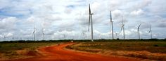 Rio Grande do Norte possui a maior matriz eólica do país