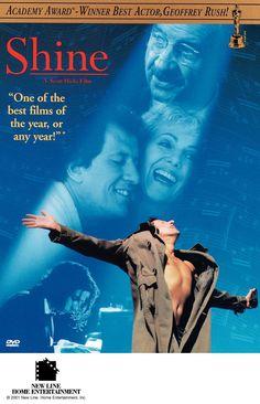 Amazon.com: Shine: Geoffrey Rush, Lynn Redgrave, Armin Mueller-Stahl, Noah Taylor, John Gielgud, Scott Hicks: Movies & TV